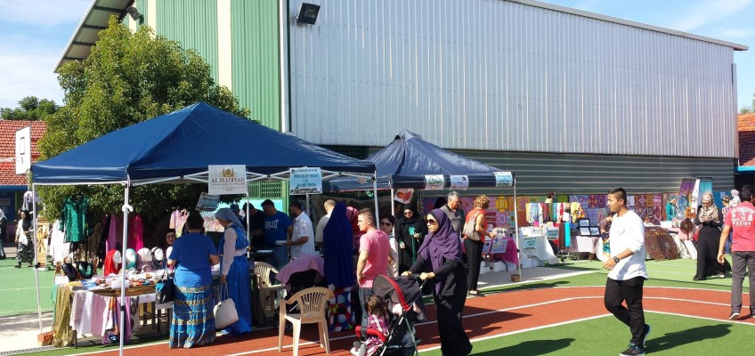 2015 AIC Thornlie Open day fete