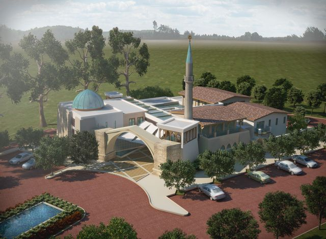 SWAN VALLEY MOSQUE HAS BEEN APPROVED!