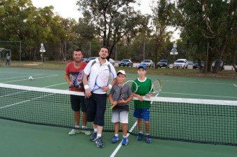 Brothers Social Club Event – Tennis