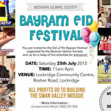 Eid Festival 2015